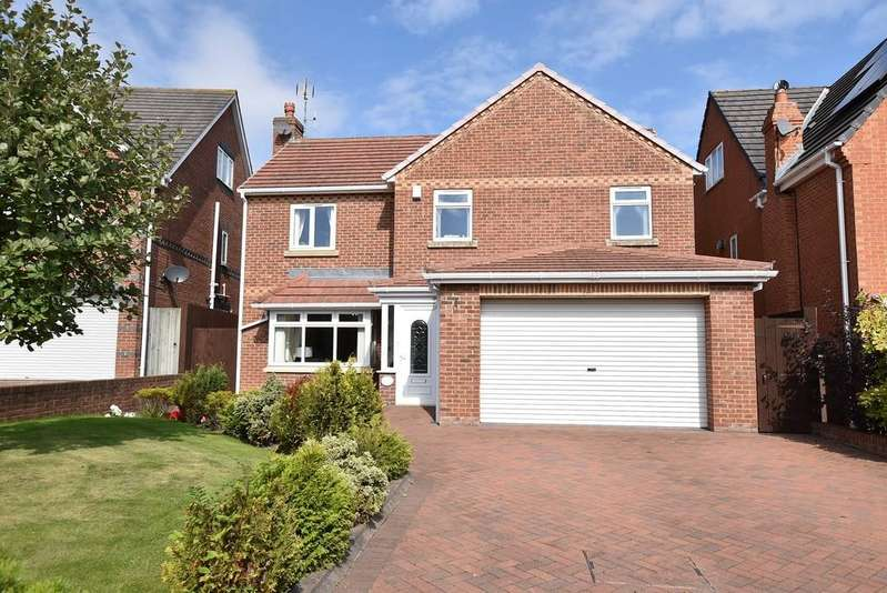 4 Bedrooms Detached House for sale in Field House Farm, Seaham