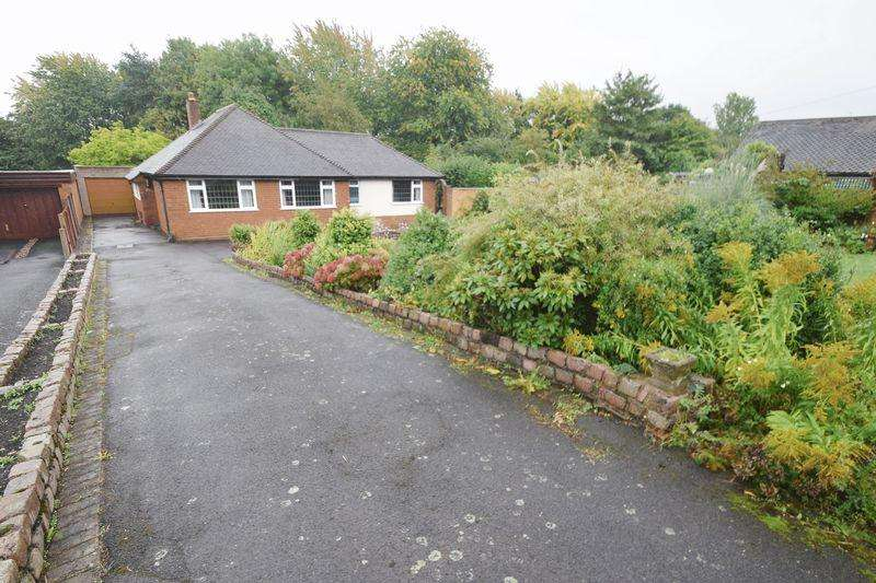 4 Bedrooms Detached Bungalow for sale in Walsall Road, Great Wyrley, Staffordshire