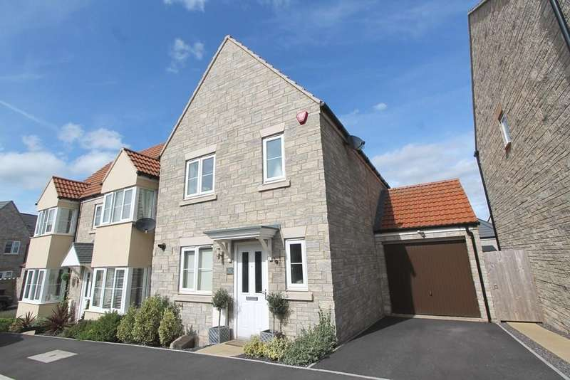 3 Bedrooms Semi Detached House for sale in Shoe Lane, Paulton, Bristol