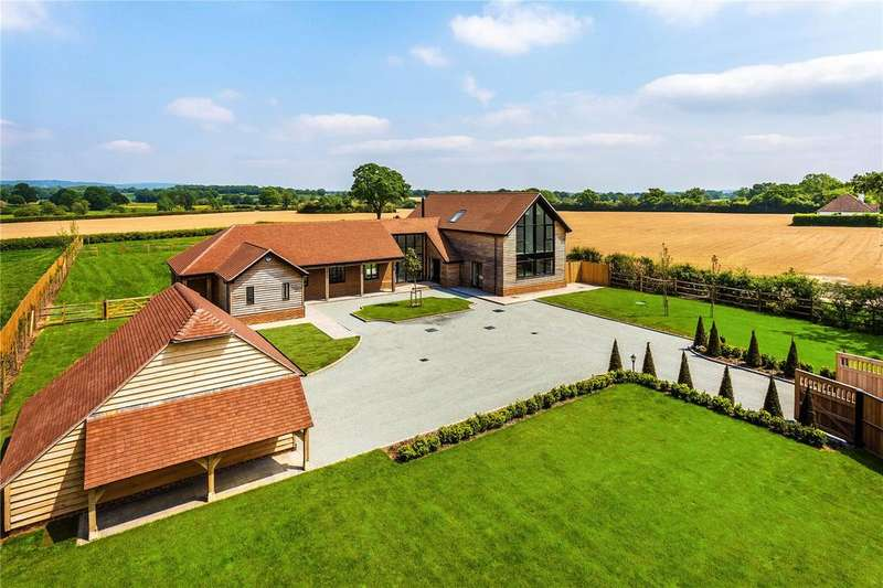 5 Bedrooms Detached House for sale in Chellows Lane, Crowhurst, Lingfield, Surrey, RH7
