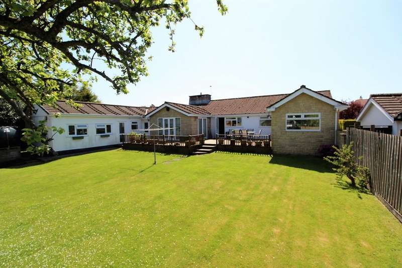 4 Bedrooms Detached Bungalow for sale in Woodland Close, Failand