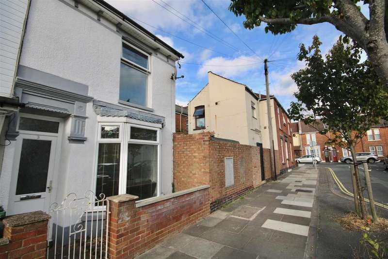 2 Bedrooms End Of Terrace House for sale in Ranelagh Road, Portsmouth