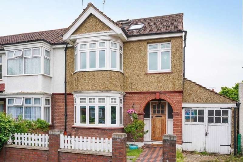 5 Bedrooms Semi Detached House for sale in Manton Avenue, Hanwell, W7