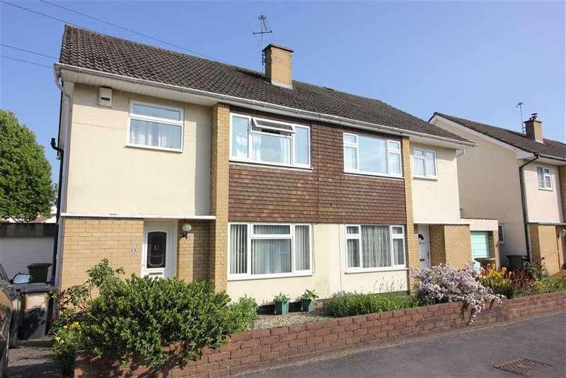 3 Bedrooms Semi Detached House for sale in Farne Close, Henleaze, Bristol