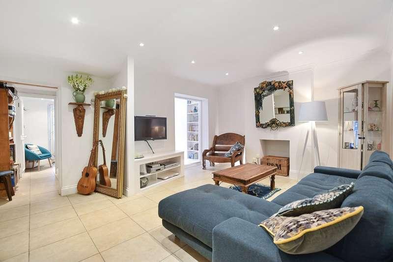 2 Bedrooms Flat for sale in Bravington Road, Maida Vale, London, W9