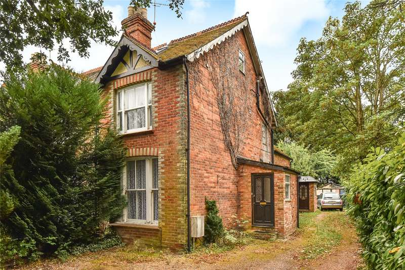 4 Bedrooms End Of Terrace House for sale in Yorktown Road, Sandhurst, Berkshire, GU47