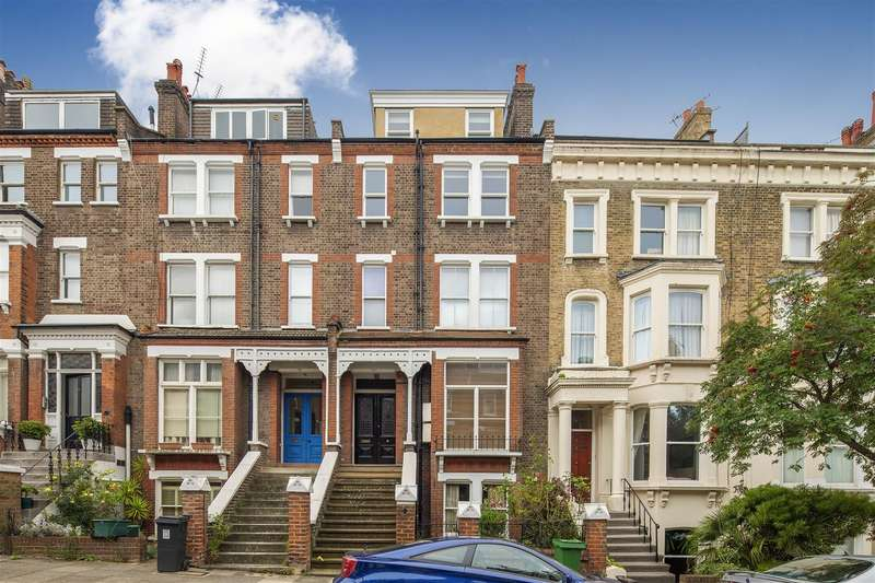2 Bedrooms Flat for sale in Carlingford Road, Hampstead, NW3