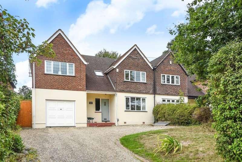 4 Bedrooms House for sale in Beehive Road, Binfield, Berkshire, RG12