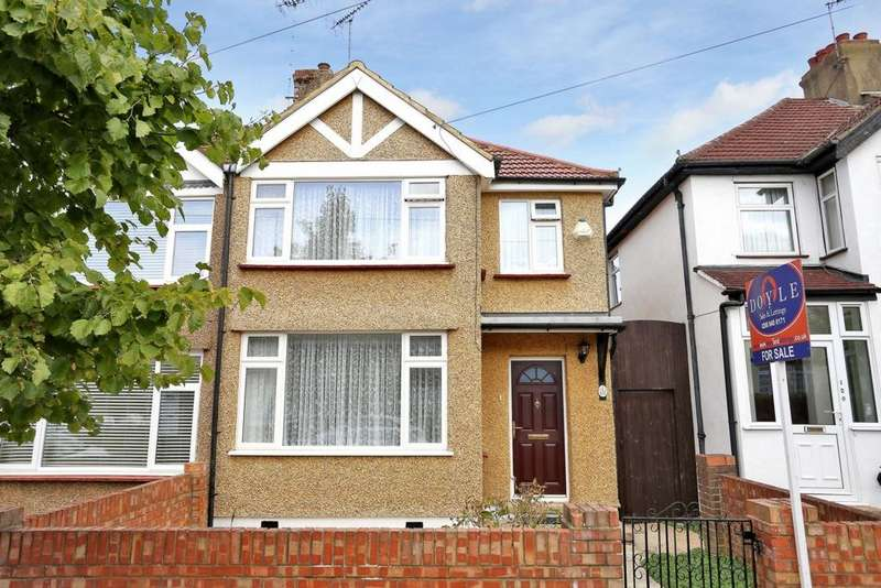 3 Bedrooms Semi Detached House for sale in Beresford Avenue, Hanwell, W7