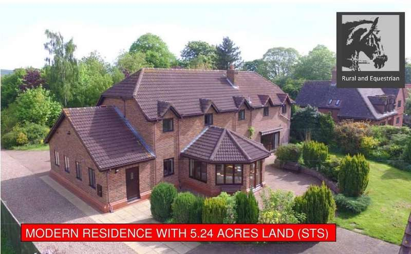 6 Bedrooms Equestrian Facility Character Property for sale in Tetford, Lincolnshire Wolds