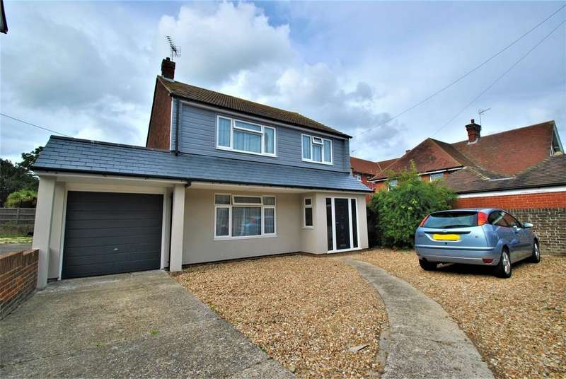 3 Bedrooms Detached House for sale in Westgate Bay Avenue, Westgate-on-Sea