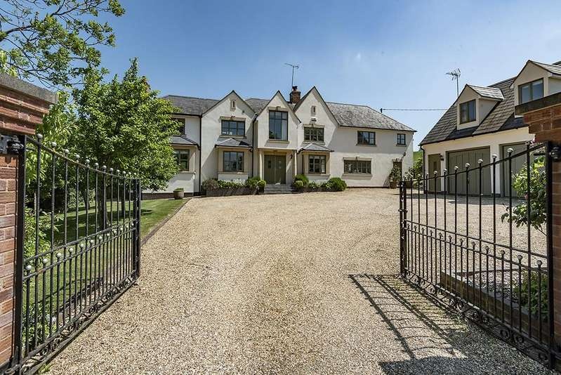 5 Bedrooms Detached House for sale in Hunt Hall Lane, Welford on Avon, Warwickshire