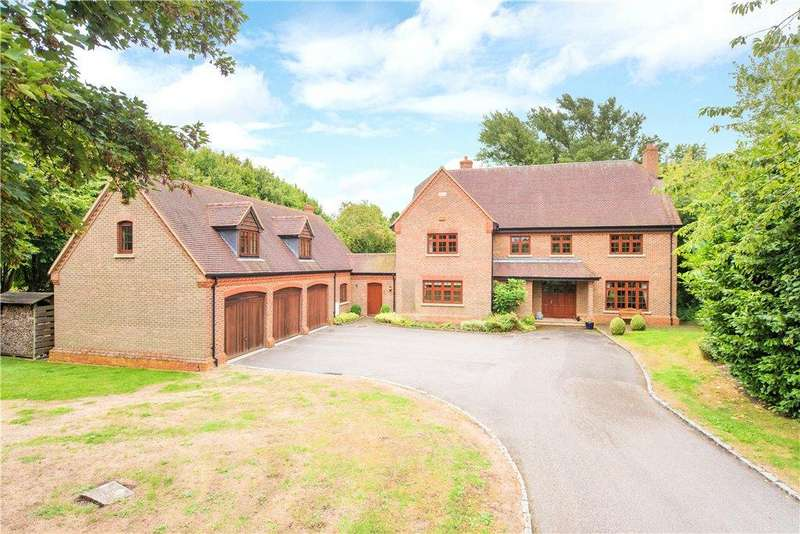 5 Bedrooms Detached House for sale in Hawleys Lane, Whitchurch, Aylesbury, Buckinghamshire