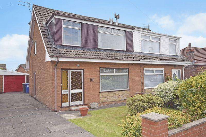 3 Bedrooms Semi Detached House for sale in Barrows Green Lane, Widnes