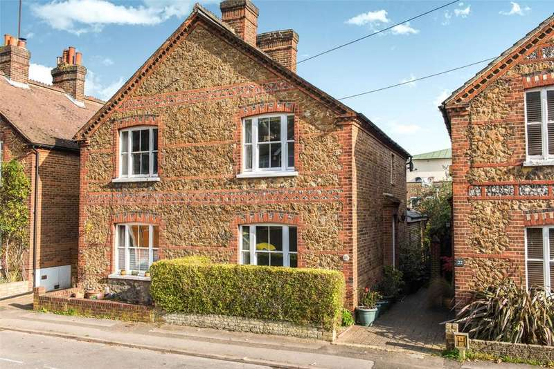 3 Bedrooms Semi Detached House for sale in Millmead Terrace, Guildford, Surrey