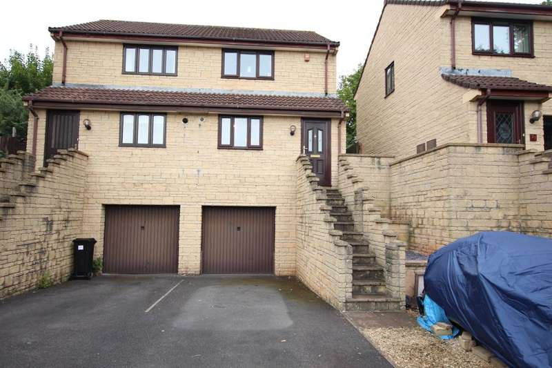2 Bedrooms Semi Detached House for sale in Sunnymead, Midsomer Norton, Radstock, BA3