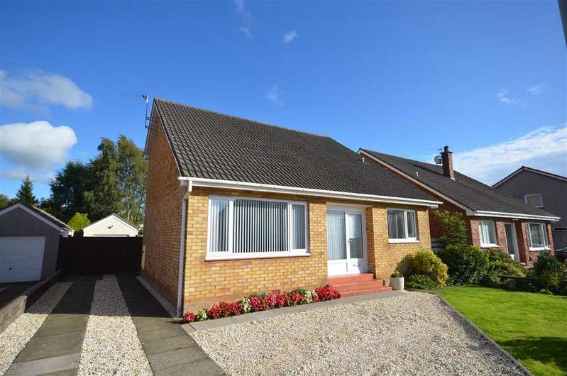 3 Bedrooms Detached Villa House for sale in 44 Sunningdale Avenue, Alloway, KA7 4RQ