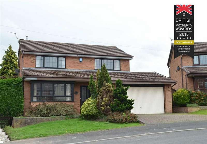 4 Bedrooms Detached House for sale in Red Pike, CH66