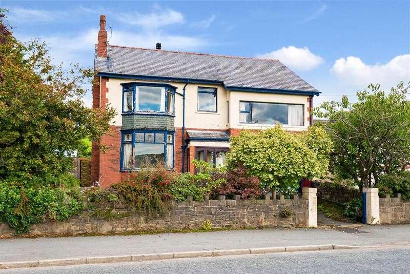 5 Bedrooms Detached House for sale in Blackburn Road, Edgworth, Bolton