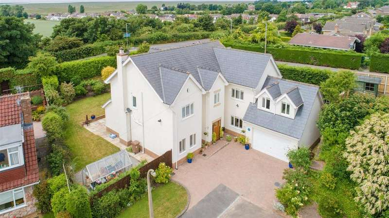 5 Bedrooms Detached House for sale in Riverbank Close, Heswall, Wirral