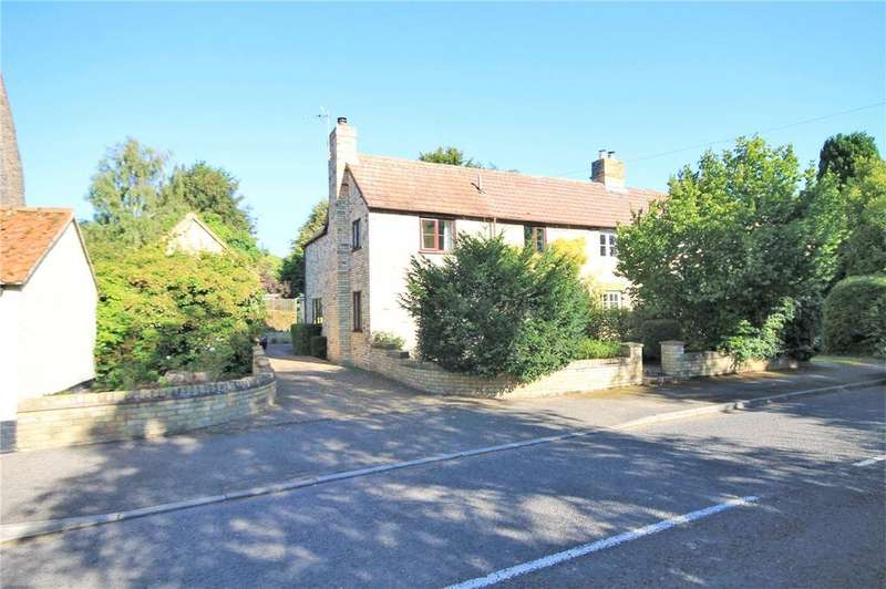 3 Bedrooms Semi Detached House for sale in High Street, Great Wilbraham, Cambridge, CB21