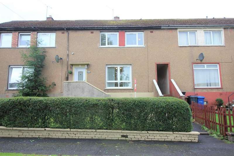 3 Bedrooms Terraced House for sale in Moorfield Avenue, Port Glasgow