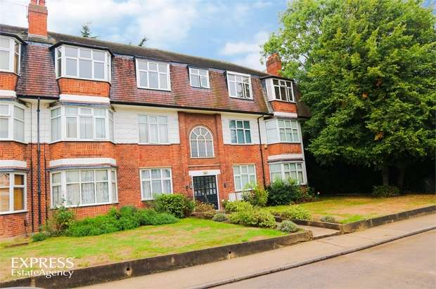2 Bedrooms Flat for sale in Churchfields, London