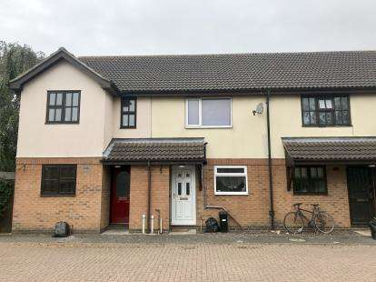 2 Bedrooms Semi Detached House for sale in Charlotte Walk, Quadring, Spalding, Lincolnshire