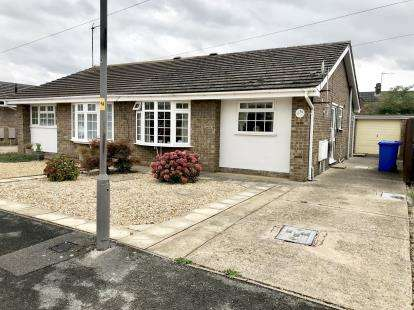 2 Bedrooms Bungalow for sale in Greenwood Drive, Boston, Lincolnshire, England