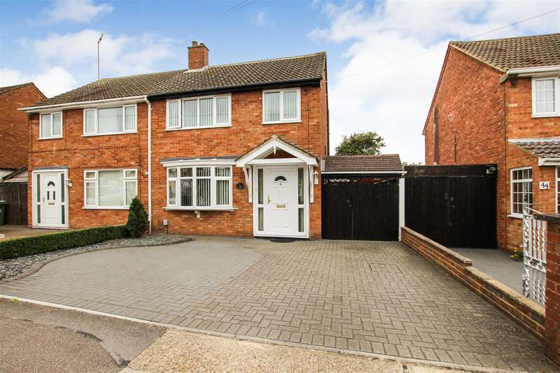 3 Bedrooms Semi Detached House for sale in Highfield Road, Leighton Buzzard