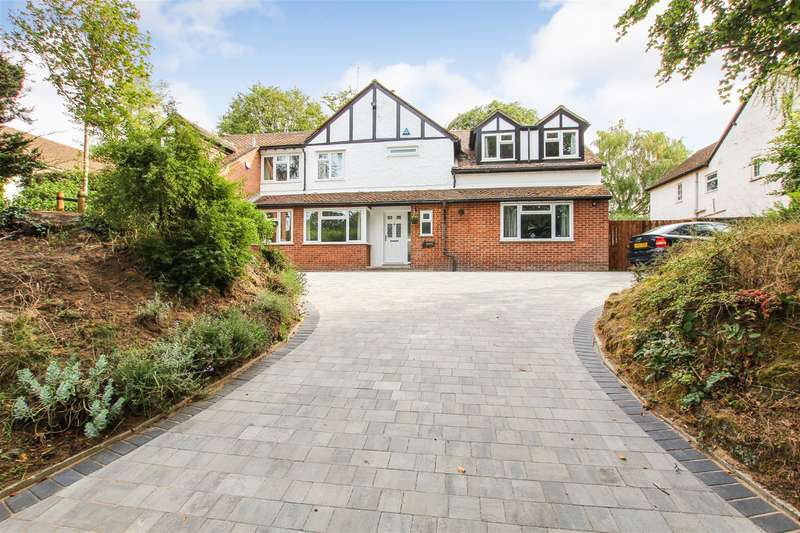 5 Bedrooms Detached House for sale in Plantation Road, Leighton Buzzard