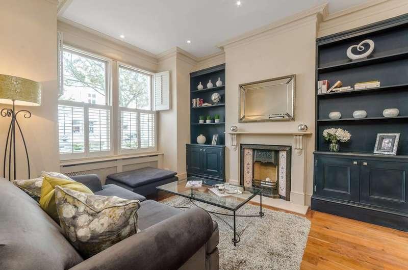 4 Bedrooms Terraced House for sale in Allestree Road, Munster Village, SW6