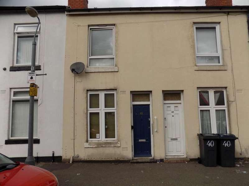 2 Bedrooms Terraced House for sale in Barwell Road, Bordesley Village, Birmingham B9