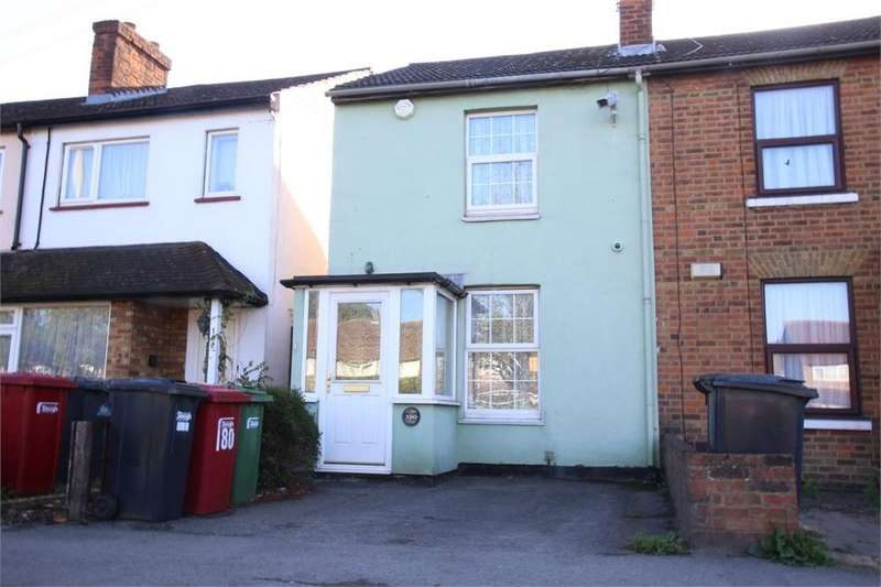 2 Bedrooms End Of Terrace House for sale in High Street, Langley, Berkshire