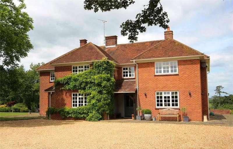 5 Bedrooms Detached House for sale in Farnham, Bishop's Stortford, Hertfordshire, CM23