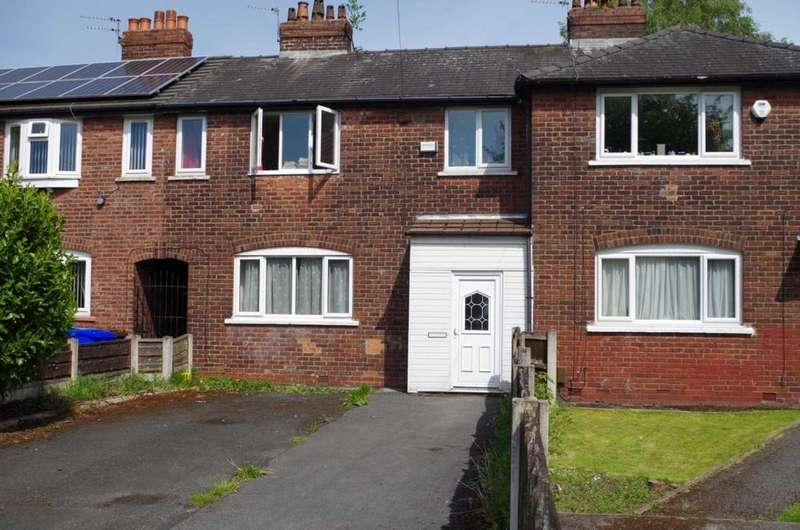3 Bedrooms Terraced House for sale in Kinderton Street, Withington