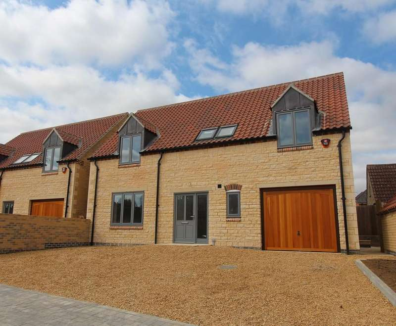 4 Bedrooms Detached House for sale in High Street, Castle Bytham