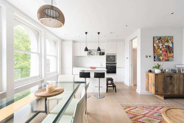 2 Bedrooms Flat for sale in Colville Terrace, London, W11