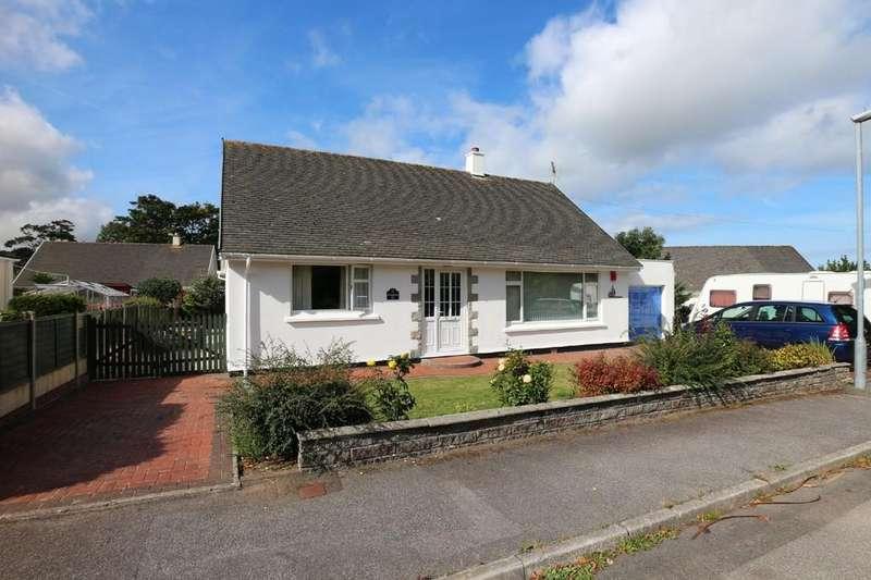 2 Bedrooms Detached Bungalow for sale in Rosewarne Gardens, Camborne