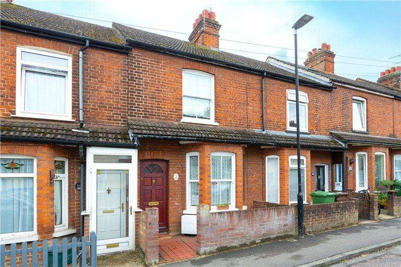 2 Bedrooms House for sale in Camp View Road, St. Albans, Hertfordshire