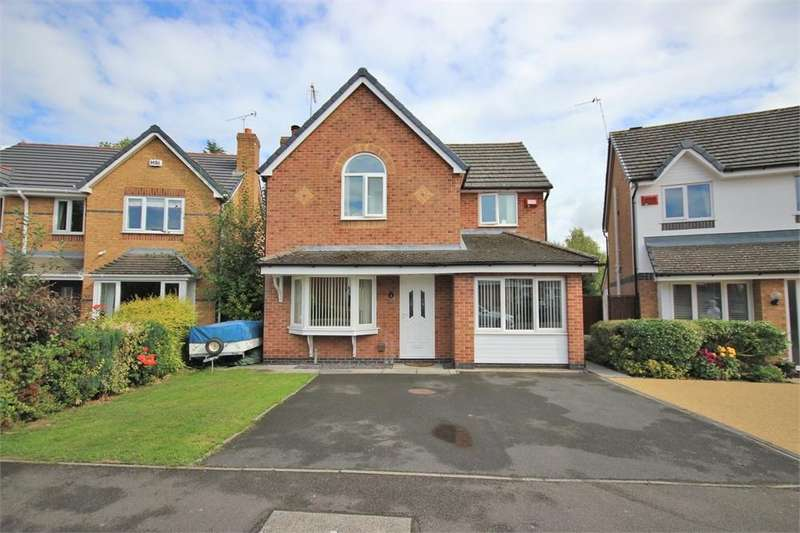 3 Bedrooms Detached House for sale in Foxley Heath, WIDNES, Cheshire