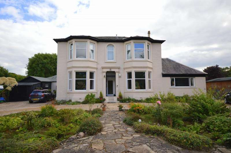 3 Bedrooms Flat for sale in 23 Hawthorn Avenue, Lenzie, Glasgow, G66 4RA