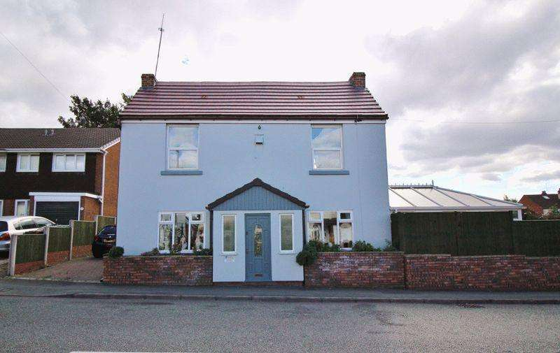 3 Bedrooms Detached House for sale in Thorneycroft Lane, Wolverhampton