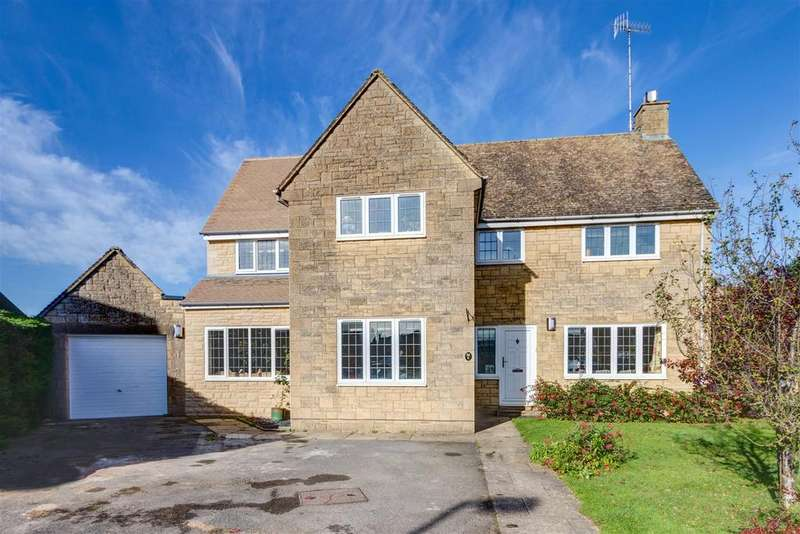 5 Bedrooms Detached House for sale in Gorse Close, Bourton on the Water
