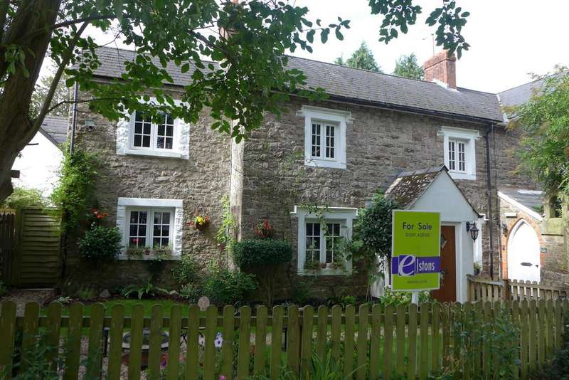 3 Bedrooms Cottage House for sale in School House, St Arvans