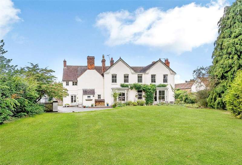 6 Bedrooms Detached House for sale in Church Aston, Newport, Shropshire