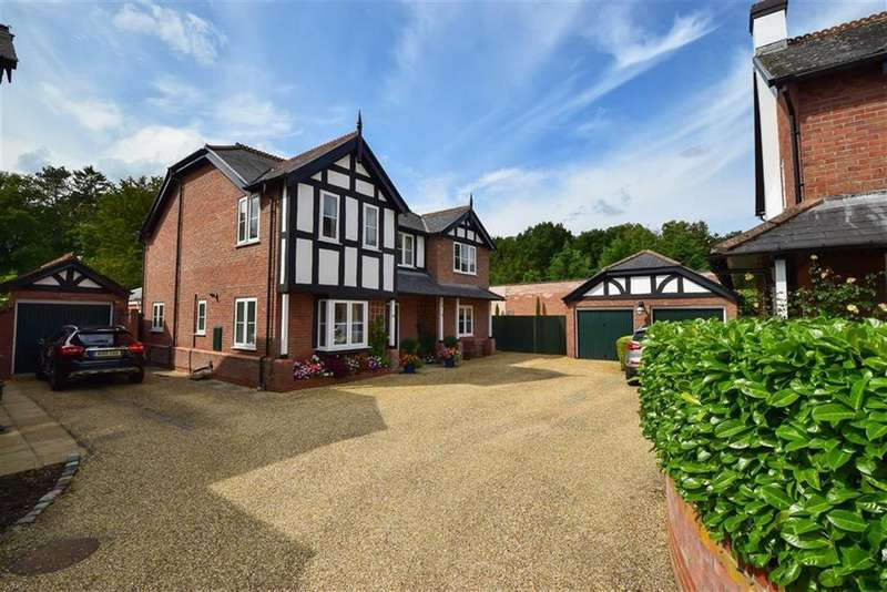 4 Bedrooms Detached House for sale in The Walled Garden