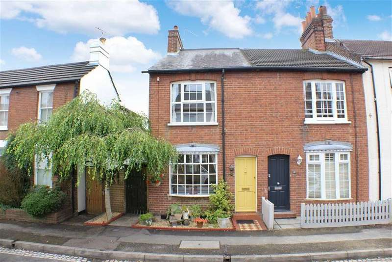 3 Bedrooms End Of Terrace House for sale in Upper Heath Road, St Albans, Hertfordshire