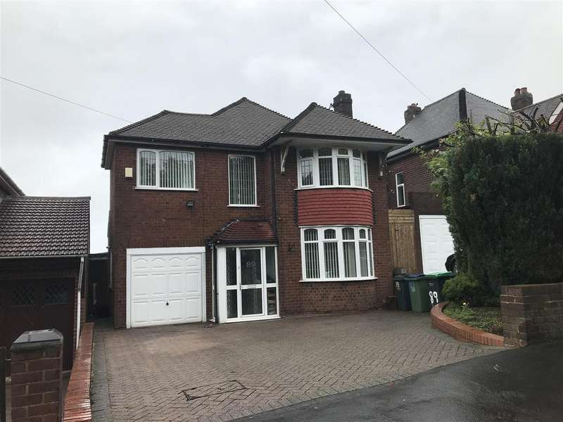 3 Bedrooms House for sale in Darbys Hill Road, Tividale, Oldbury