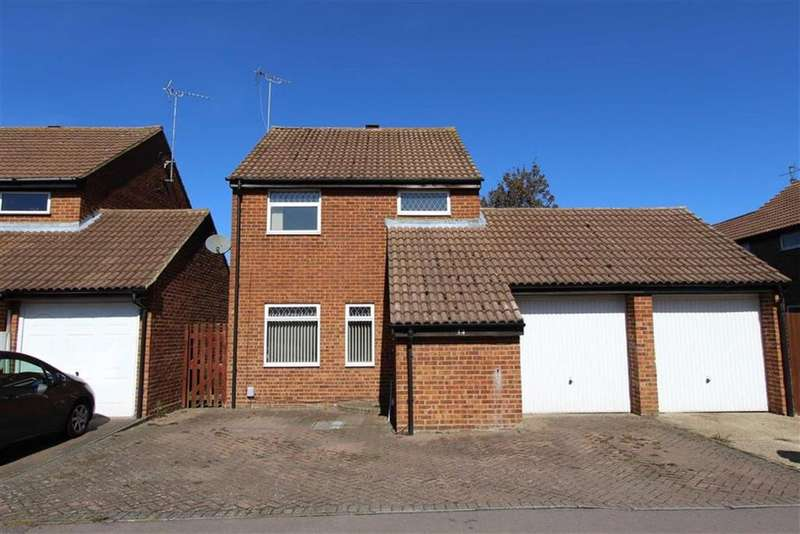 4 Bedrooms Detached House for sale in Gemini Close, Leighton Buzzard